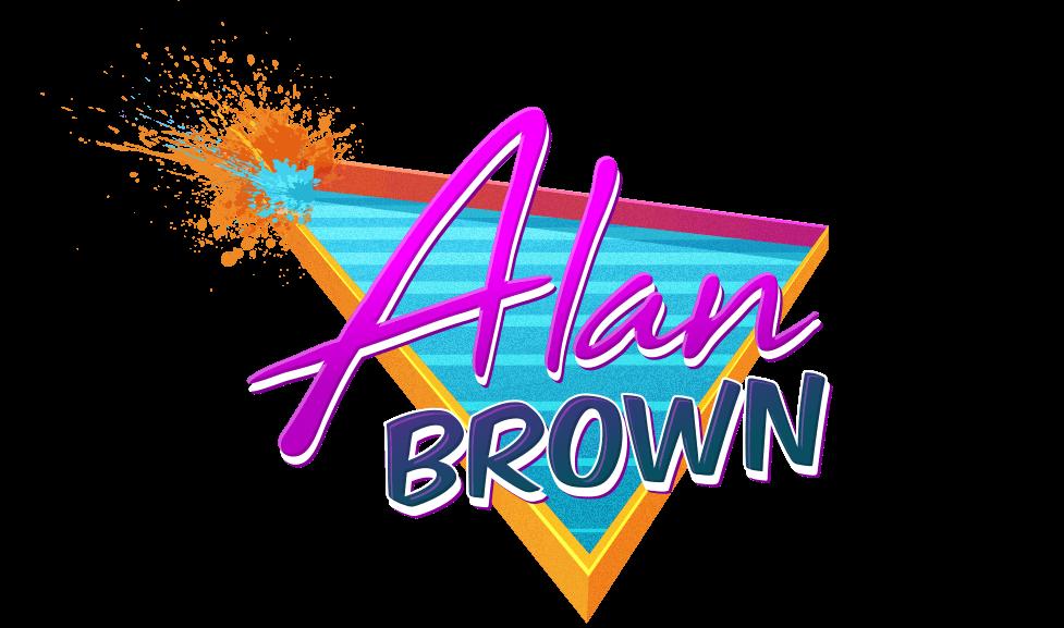 Alan Brown Logo