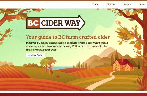 BC Cider Way
