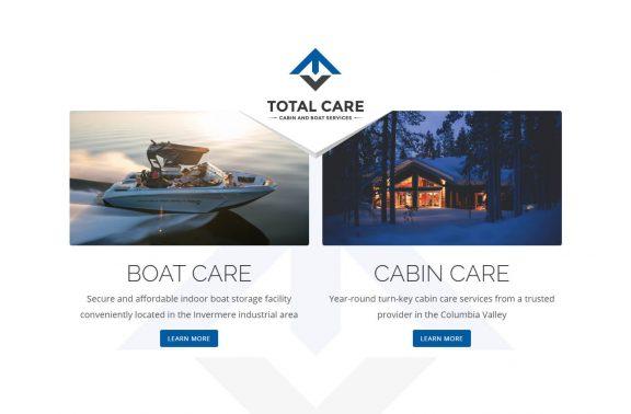 Total Care Ltd Website