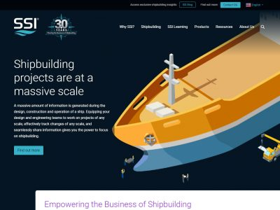 SSI Website 1