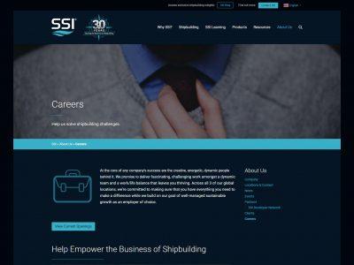 SSI Website 4